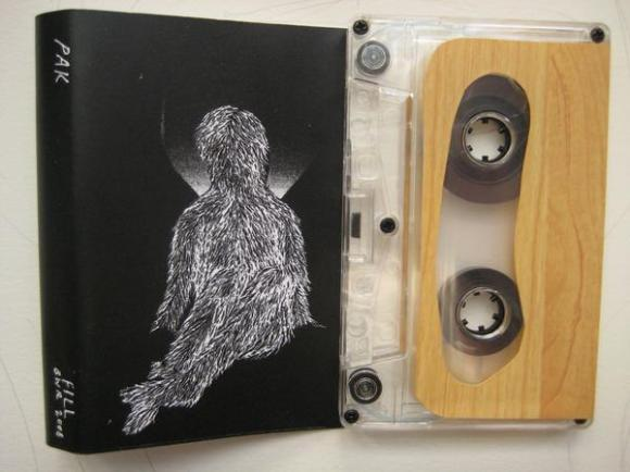 "Pak ""fill"", 15 minute cassette, Breaking World Records. 2008"